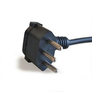 Cabo PP com plug injetado